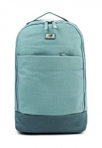 Бирюзовый-женский рюкзак New Balanmce