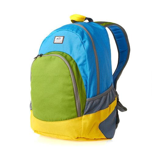 Vans Van Doren Backpack Pear/Malibu Blue/Lemon Chrome-Классический,мужской рюкзак для снуборда