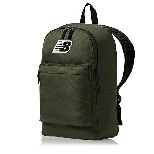 New Balance Pelham Classic Dark Covert Green-Зеленый рюкзак от new balance