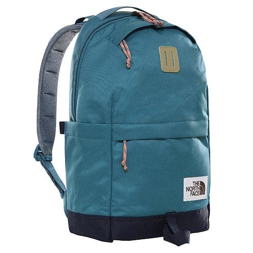 THE NORTH FACE DAYPACK BLUE Синий прочный унисекс рюкзак на каждый день