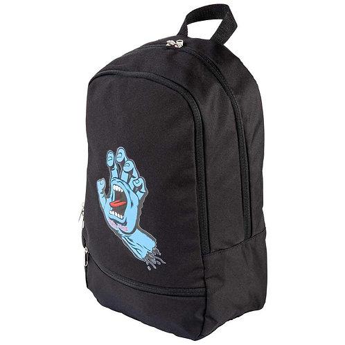 Santa Cruz Screaming Hand-Мужской рюкзак от Santa Cruz (Рука-Лицо) черного цвета
