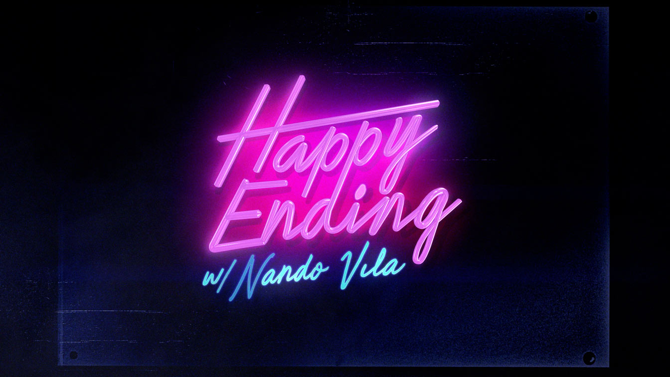 Happy Ending Title opening