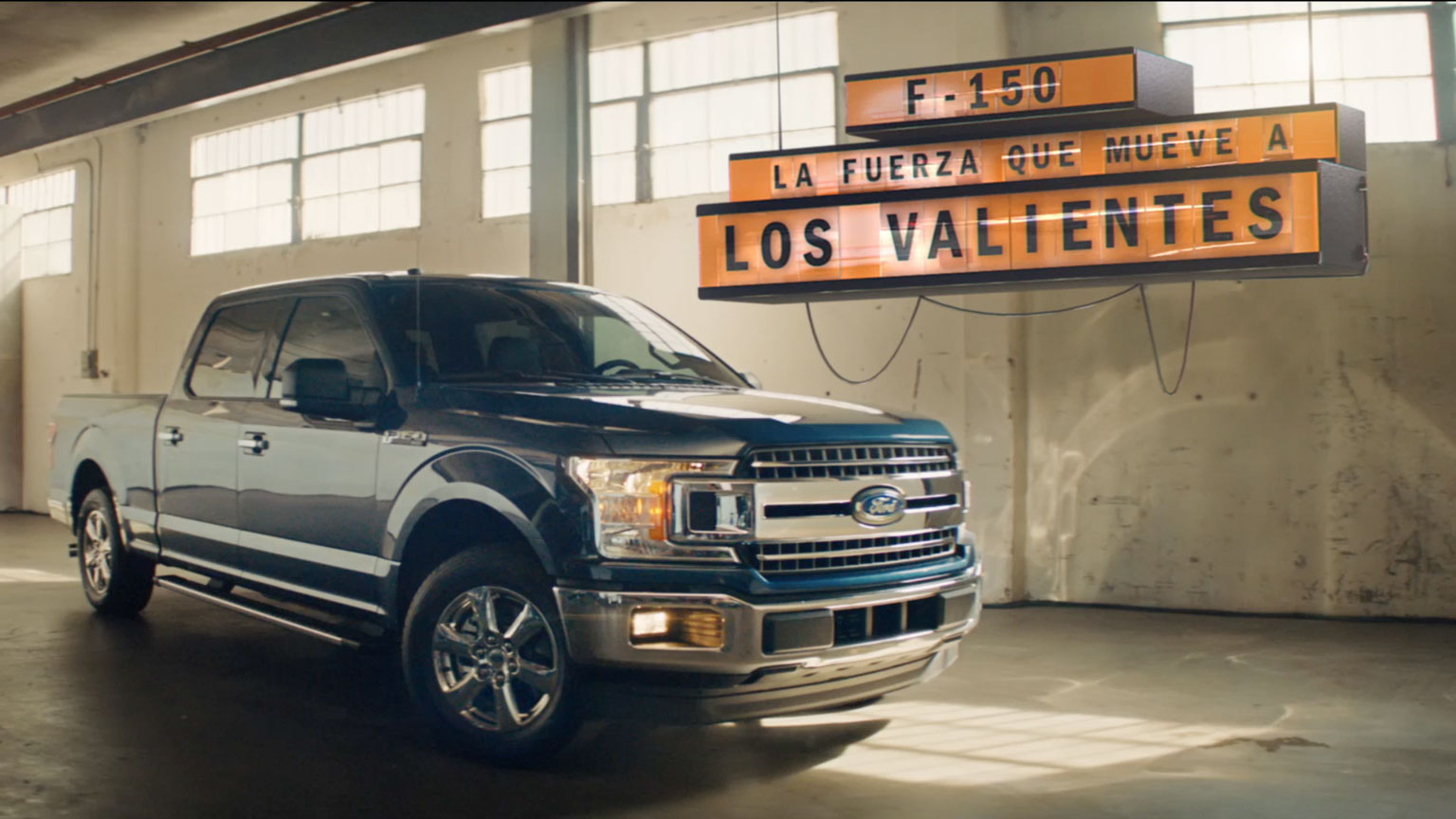 FORD BRAVEST CAMPAIGN