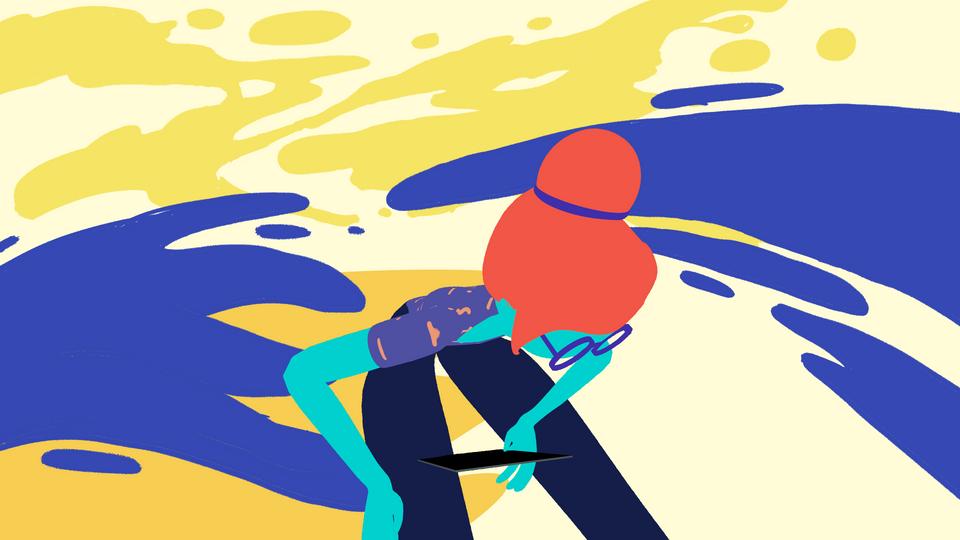 Fluid animation