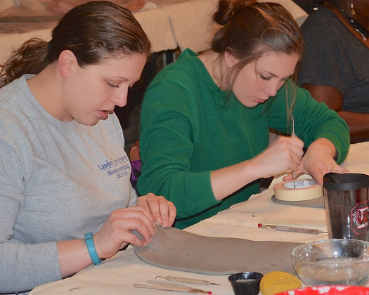 6 Week Adult Clay Workshop - Oct 8th - Nov 12th