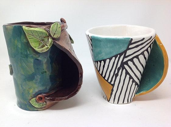 Jan 24th - Handwarmer Mugs 6-8pm