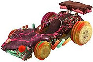 wreck it ralph build your own cart!!!.jp