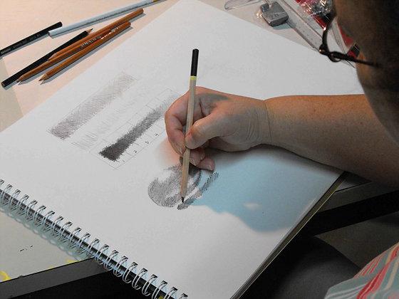 6 Week Drawing Workshop