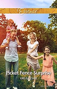 Book Review: Picket Fence Surprise by Kris Fletcher