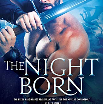 Book Review: The Nightborn by Isabel Cooper