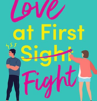Book Review: Love At First Fight by Mary Jayne Baker