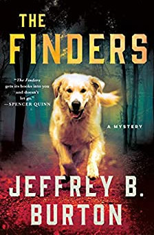 Book Review: The Finders by Jeffrey B. Burton