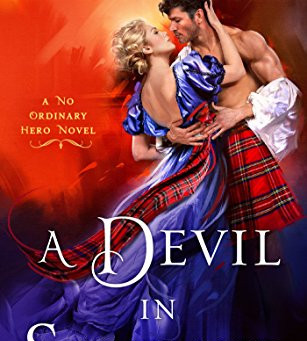 Book Review: A Devil In Scotland by Suzanne Enoch