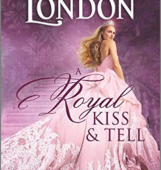 Book Review: A Royal Kiss and Tell by Julia London