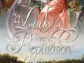 A Lady's Reputation by Amy D'Orazio
