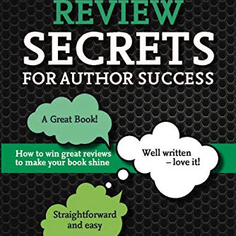 Non-Fiction Friday Book Review: Book Review Secrets For Author Success - Barb Drozdowich