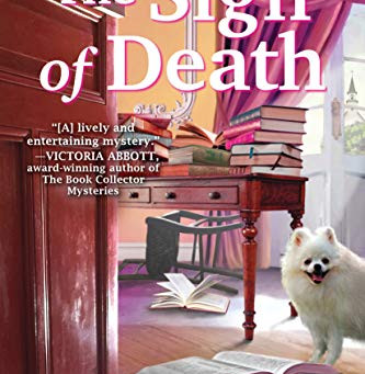 Book Review: The Sign of Death by Callie Hutton