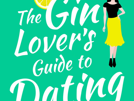 Blog Tour and Book Review: The Gin Lover's Guide to Dating by Nina Kaye