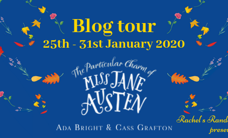 Blog Tour and Book Review: The Particular Charm of Miss Jane Austen by Ada Bright and Cass Grafton