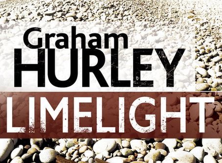 Blog Tour and Book Review: Limelight by Graham Hurley