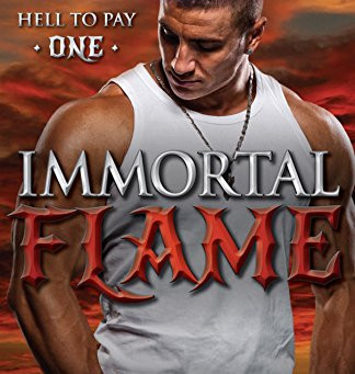 Book Review: Immortal Flame by Jillian David