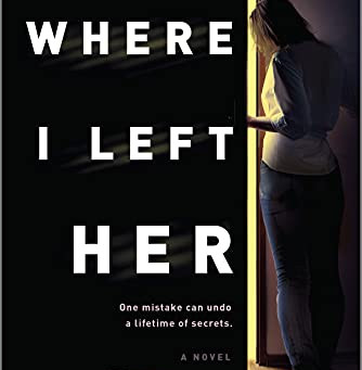 Book Review: Where I Left Her by Amber Garza