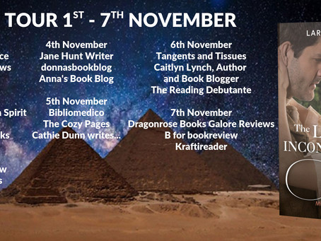 Blog Tour and Book Review: The Lord's Inconvenient Vow by Lara Temple