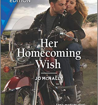 Book Review: Her Homecoming Wish by Jo McNally