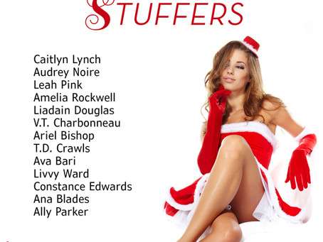 Steamy Christmas anthology; 13 stories for just 99 cents until New Year!