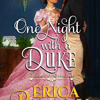 Book Review: One Night with a Duke by Erica Ridley
