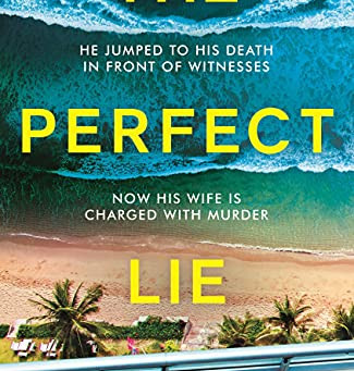 Book Review: The Perfect Lie by Jo Spain