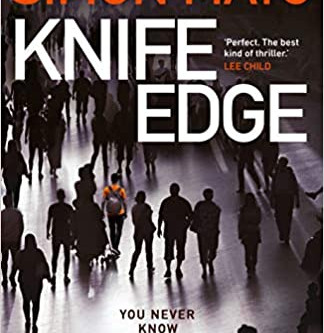 Book Review: Knife Edge by Simon Mayo