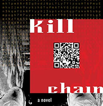 Book Review: Kill Chain by Dominic Martell