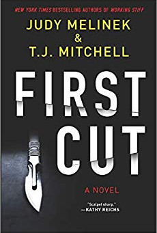 Book Review: First Cut by Judy Melinek and T.J. Mitchell