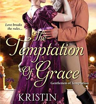The Temptation of Grace by Kristin Vayden