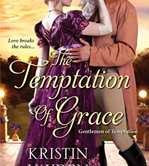 Book Review: The Temptation of Grace by Kristin Vayden