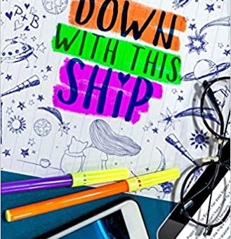 Book Review: Down With This Ship by Katie Kingman