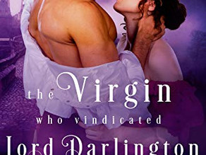 The Virgin Who Vindicated Lord Darlington by Anna Bradley