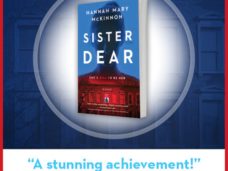 Book Review: Sister Dear by Hannah Mary McKinnon