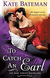 Book Review: To Catch an Earl by Kate Bateman