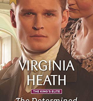 Blog Tour and Book Review: The Determined Lord Hadleigh by Virginia Heath