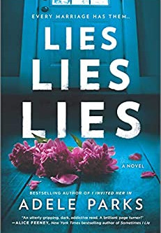 Book Review: Lies Lies Lies by Adele Parks