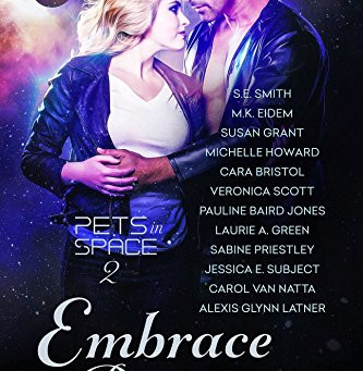 Book Review: Embrace The Romance: Pets In Space 2
