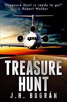 Book Review: Treasure Hunt by J.H. Bogràn