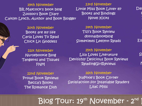 Blog Tour and Book Review: It's Not PMS, It's You by Rich Amooi