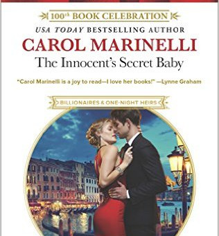 Book Review: The Innocent's Secret Baby by Carol Marinelli