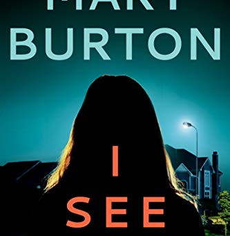 Book Review: I See You by Mary Burton