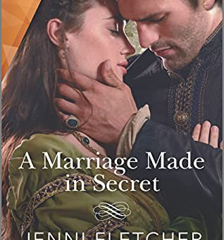 Book Review: A Marriage Made in Secret by Jenni Fletcher
