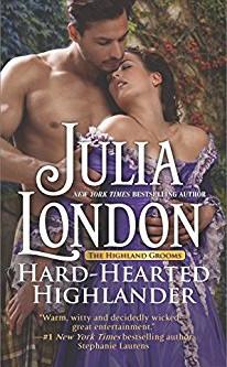 Hard-Hearted Highlander by Julia London