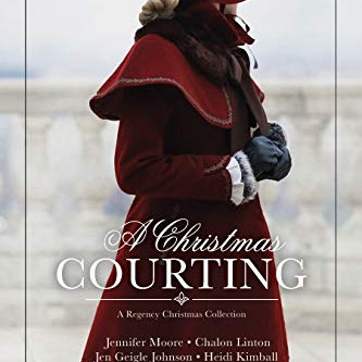 A Christmas Courting by collected authors